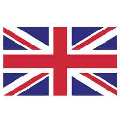 English flag - ScandiHills.com