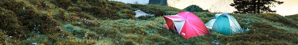 Telte | Stort udvalg af telte til camping, fortelte, brusetelte og meget mere
