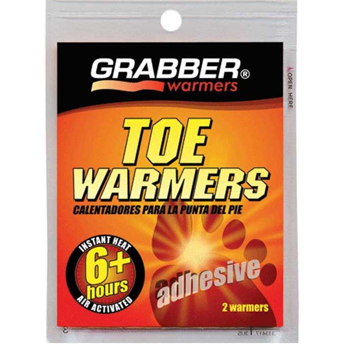 Grabber Toe warmer (pakke med 2 stk)