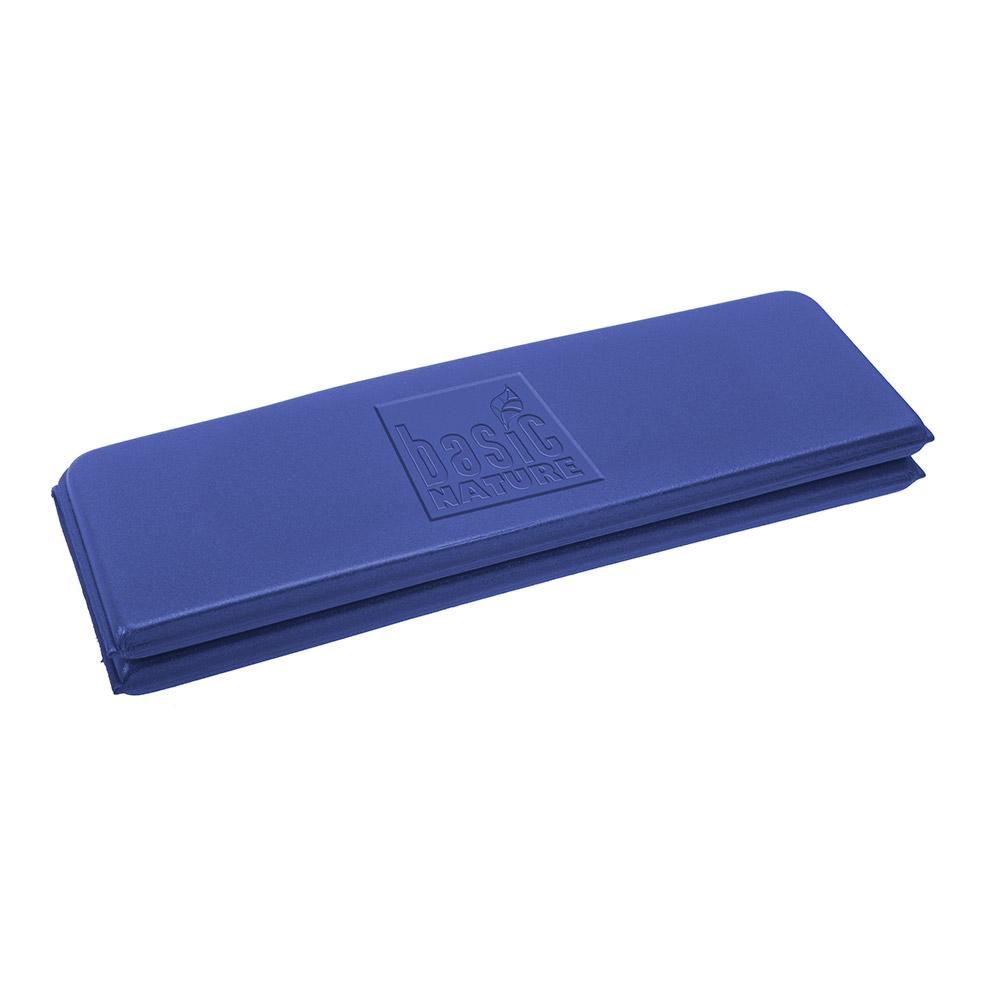 Foldbar siddepude udendørs Blå