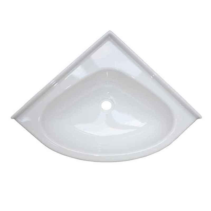 Hjørnevask kunststof