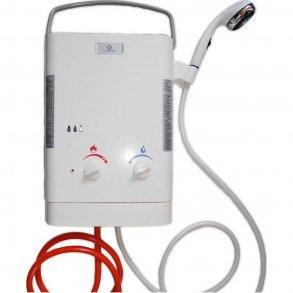 Gas varmvattenberedare