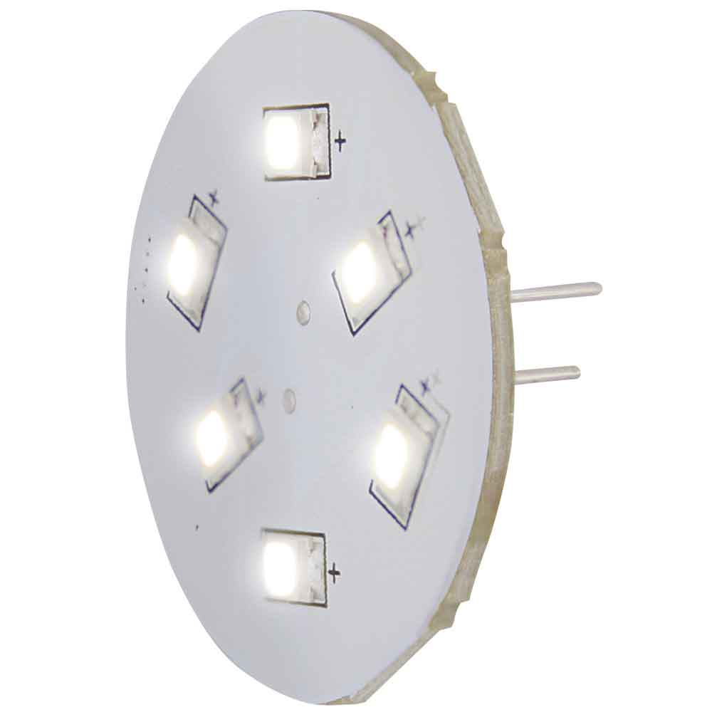 G4 6-SMD LED bulb back fitting