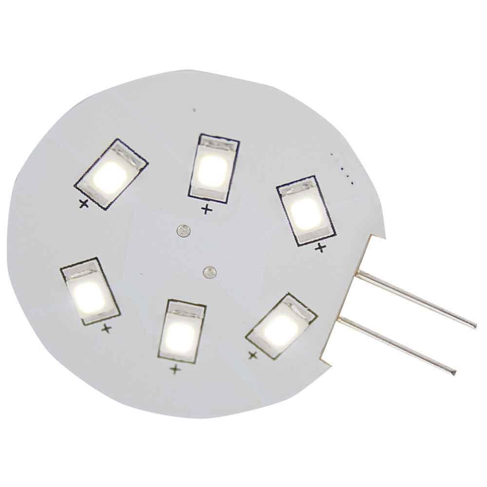 G4 6-SMD LED bulb side fitting