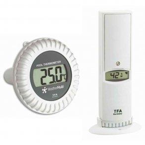 Wi-Fi Weather Hub sensorer