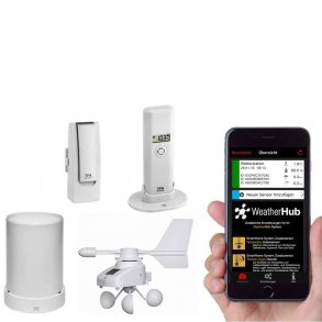 Wi-Fi Weather Hub basissæt
