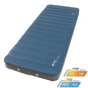Outwell Flock Excellent Single Airbed 205 x 80 x 30cm
