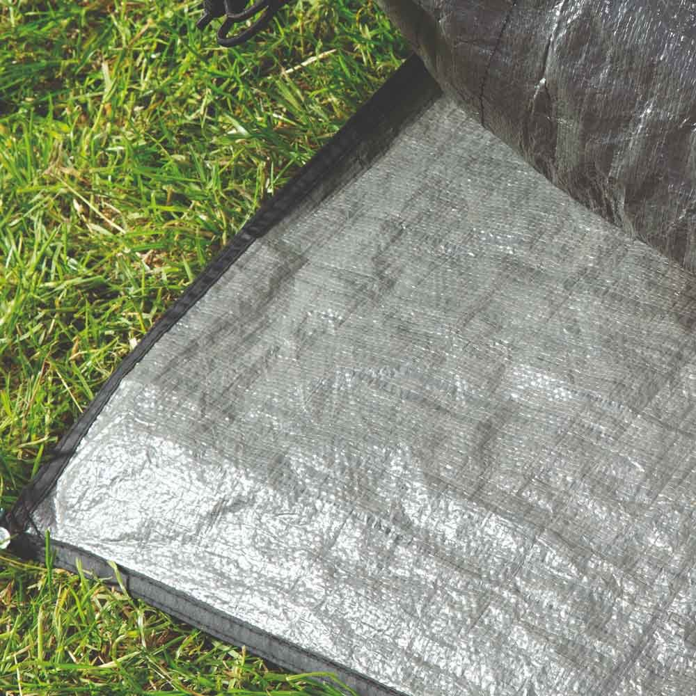 Teltbundpresenning 250 x 230 cm Underlag til telte