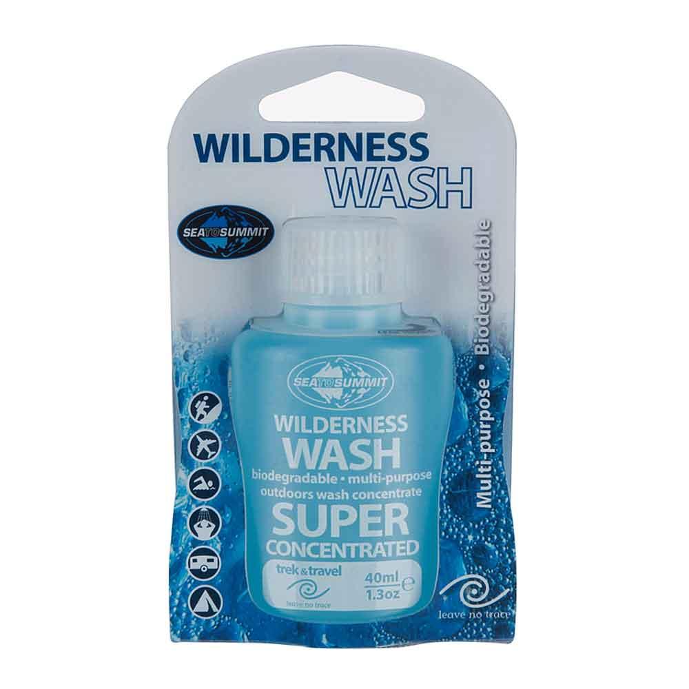 Wilderness Wash koncentreret sæbe 40 ml