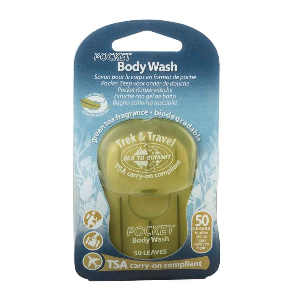 Trek & Travel Body Wash 50 blade