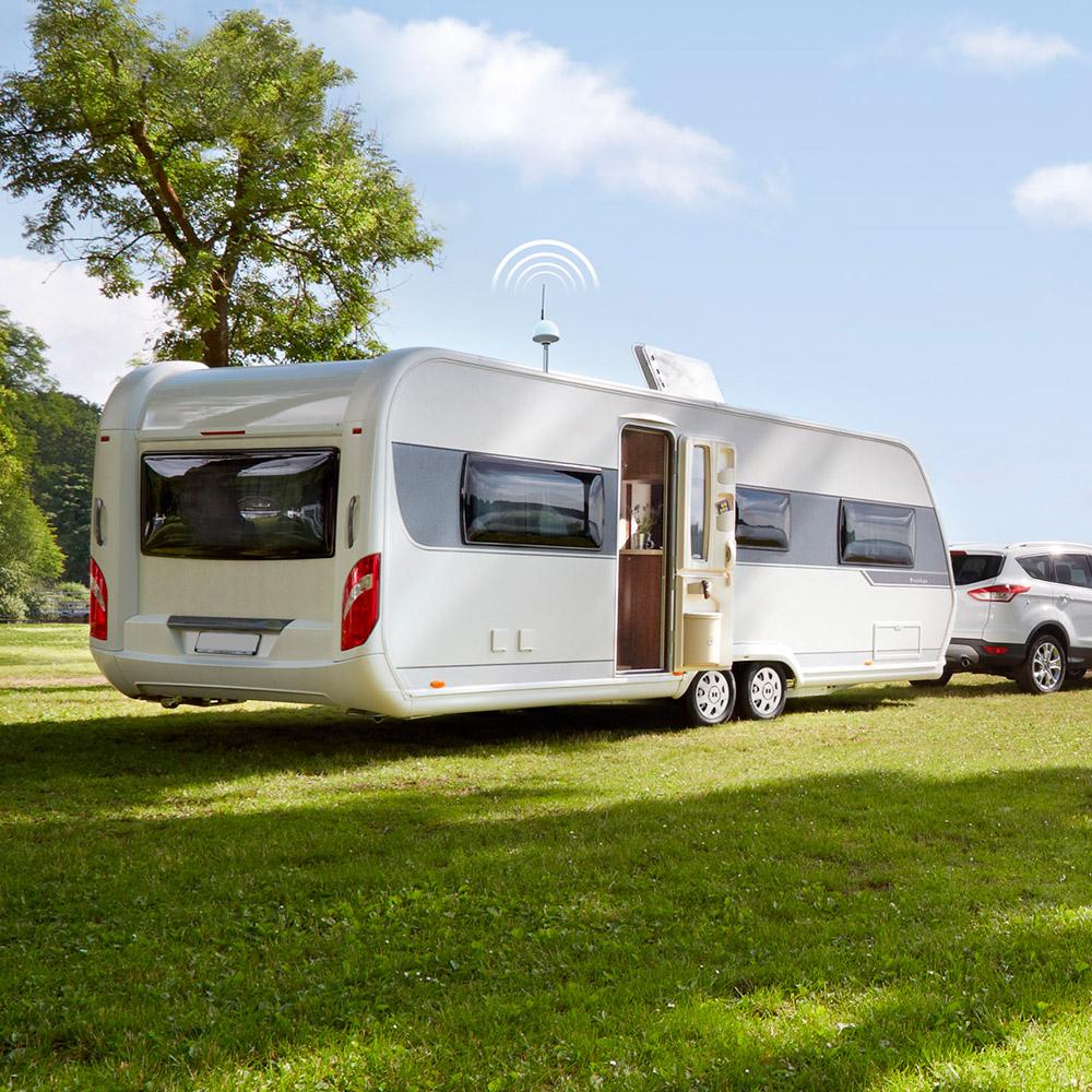 Aeritec All In One Pro Internet Antenne Til Campingvogn