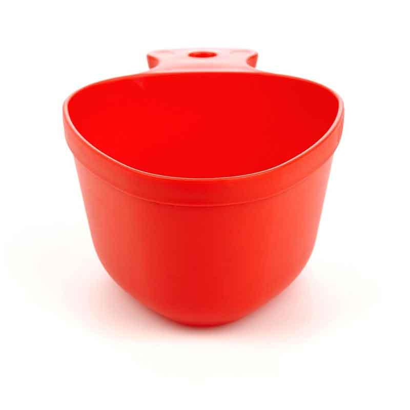 Army Mugg 0,3 liter med hank Rød