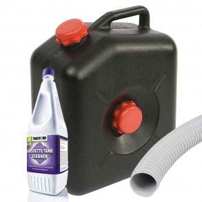 Spildevands udstyr