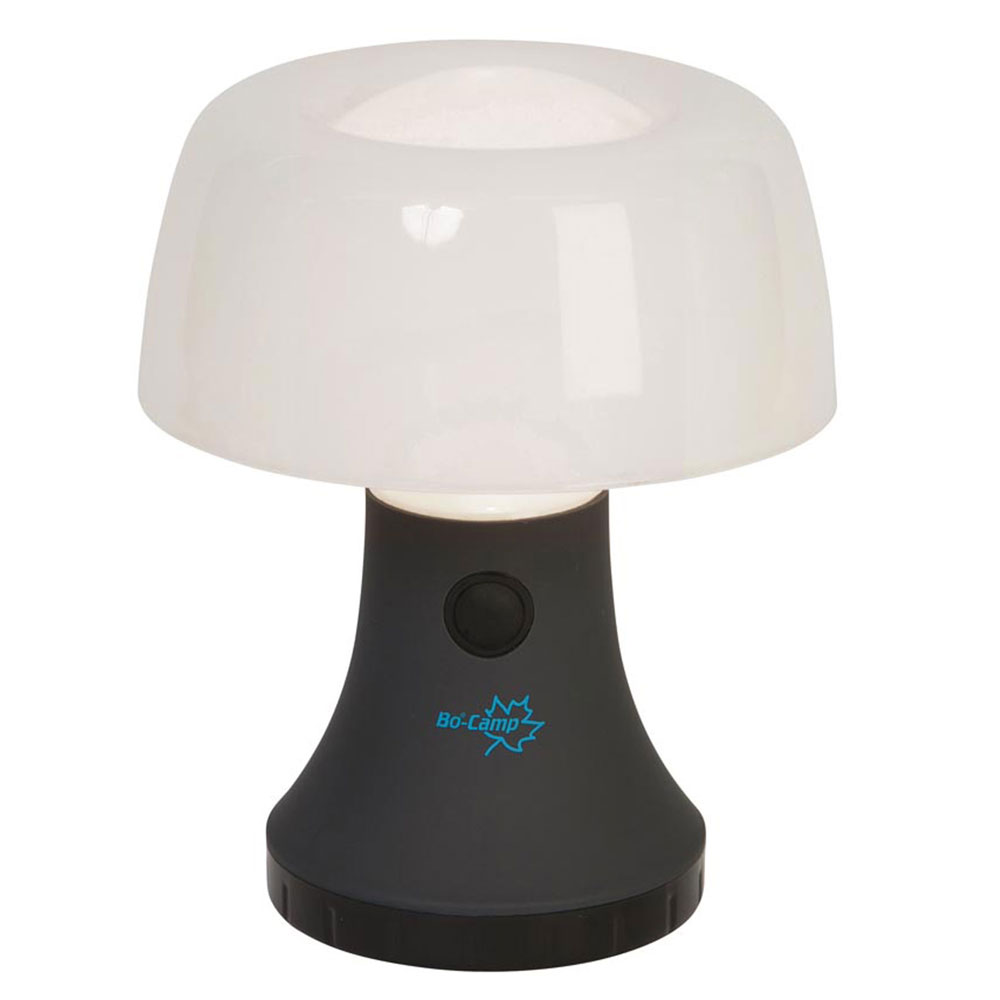 Bordlampe lampet LED 1 Watt Lamper batteri BS Camping og Fritid
